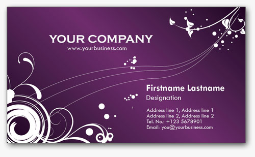 Business cards business cards template colourmoves