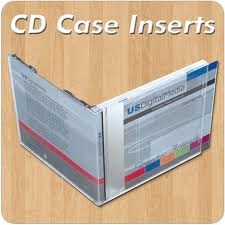 CD inserts-jewelcase-printing