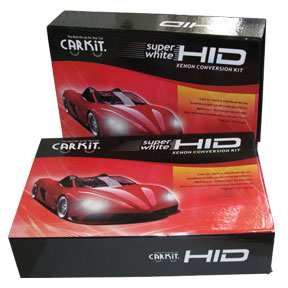 Automobile HD Lights Boxes