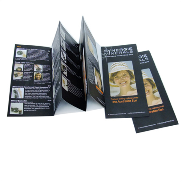 Accordion Brochure Printing