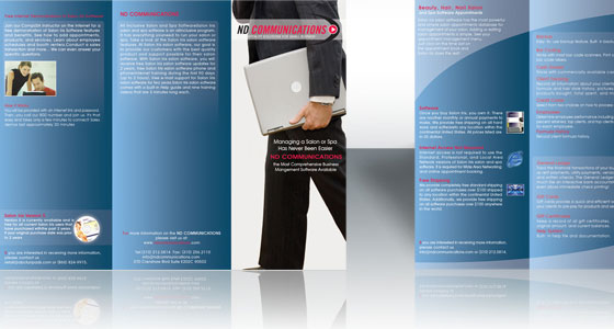 brochures designs and styles