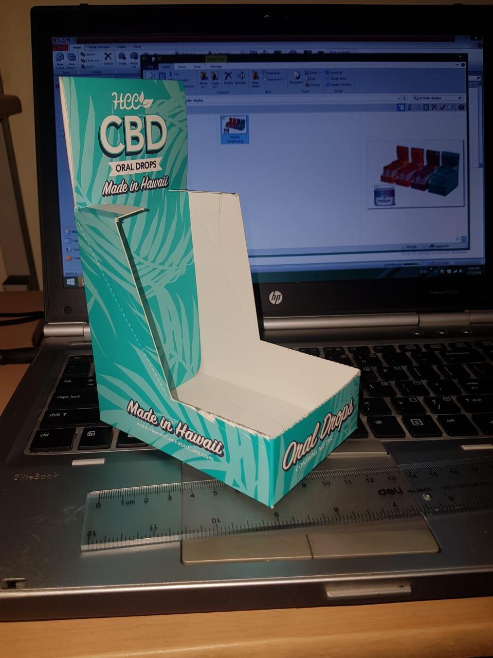 CBD Display Box