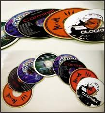 CD Labels