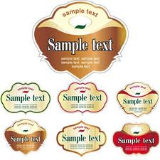 Food Product Label Printing